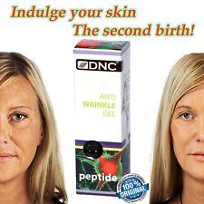 Peptide anti wrinkle gel Resilience tone moisturizes rejuvenates Gentle Wrinkle