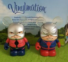 "Disney Vinylmation 3"" Park Set 1 Marvel Antman Eachez Variant Lot"