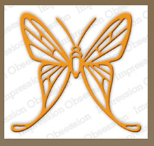 butterfly 3 DIE-Impression Obsession (509N) suitable for most diecutters