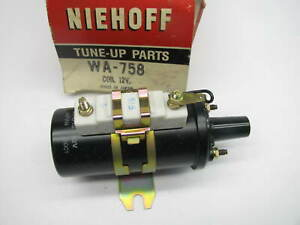Niehoff WA758 Ignition Coil - GT-615 12V MADE IN JAPAN