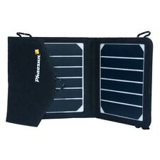 Portable Lightweight Solar Panel 7W/12V Textile Frame & USB port