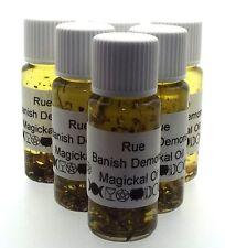 Rue Herbal Infused Devotional Oil