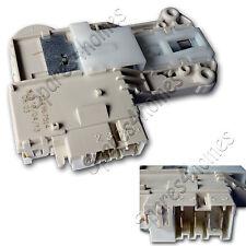 GENUINE AEG ZANUSSI ELECTROLUX WASHING MACHINE DOOR INTERLOCK 4 TAG 1249675131