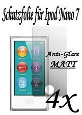 Protecteur d'écran mat pour Apple iPod Nano 7 // 4 pièce