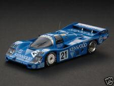 """Porsche 956 LH 'KENWOOD' #21 """"3rd Le Mans"""" 1983 (HPI Racing 1:43 / 941)"""