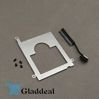 Dell Latitude 7450 E7450 Hard Drive Caddy Bracket +Cable Connector w/screws US