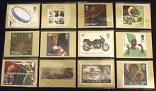 2005 COMPLETE YEAR SET OF MINT STILL SEALED PHQ CARDS (12). SG CAT £65.20.
