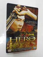 Hero - Jet Li - Film in DVD Steelbook - Edizione 2 Dischi - COMPRO FUMETTI SHOP
