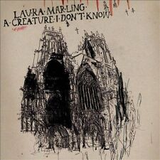 LAURA MARLING - A CREATURE I DON'T KNOW NEW VINYL RECORD