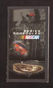 Nextel/Busch/Craftsman--2005 NASCAR Pocket Schedule