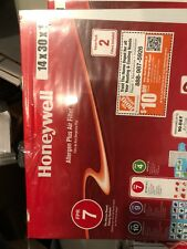 Honeywell  12 in x 30 in x 1in Pleated FPR 7 Air Filter (2 Pack) FREE USA S/H