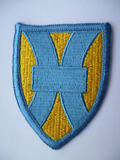 US ARMY 1ST SUPPORT BRIGADE PATCH.