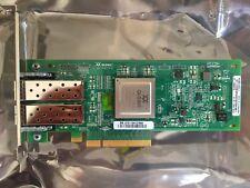 HP AJ764-63002 QLogic QLE2562-HP PCIe 8GB FC HBA 489191-001 Full Profile Dual