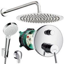 Unterputz Duschsystem mit Kopfbrause Ø 300 mm, Crometta, iBox, Hansgrohe Talis S