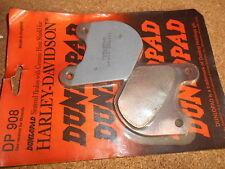 dunlopad Pastillas de freno dp908 Plano 1340 Delante 1980-1983 SPORTSTER 1000