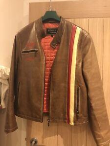 Tag Heuer Leather jacket