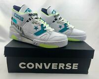 Converse ERX 260 Mid Just Don White/Animal/Zebra/Teal Mens 163783C Multi sz NIB