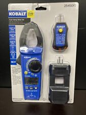 Kobalt 2524067 Clamp Meter Kit 3pcs
