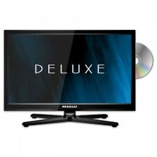 "Megasat Royal Line II 19 Deluxe DVD 18,5 "" 47cm LED TV 12V 230V Television BT"