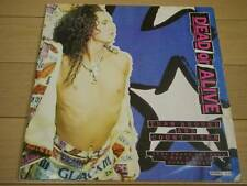 "DEAD OR ALIVE/Pete Burns TURN AROUND AND COUNT 2 TEN Withdrawn 12"" Sleeve UK!!"