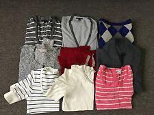Lot 9 Size M, L Women's Banana Republic Sweaters Cardigans Italian Wool Cashmere
