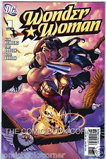 DC Comics 2006 WONDER WOMAN #1 Near Mint Run Terry Dodson Rachel NM Justice JLA