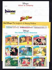 GRENADINES ST VINCENT 1992 SG907/MS951 Disney Films 5 sheets +10 m/s u/m cat £58