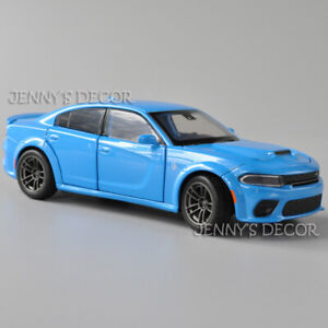 1:32 Scale Diecast Metal Model Toy Car Dodge Charger SRT With Sound & Light