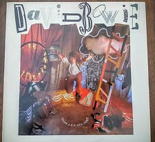 David Bowie Vinyl Never Let Me Down 33 RPM