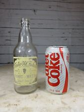 VINTAGE FROSTIE OLD FASHION ROOT BEER 12 OZ. BOTTLE Strattford CT