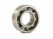 6202 15x35x11mm Open Unshielded Budget Radial Deep Groove Ball Bearing