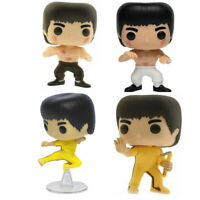 NEW Bruce Lee FUNKO POP Limited Edition Action Figure Model Toys With Protector!