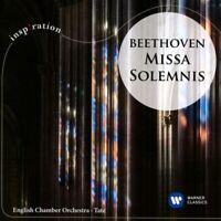 MISSA SOLEMNIS - TATE,JEFFREY INSPIRATION SERIES  CD NEU BEETHOVEN,LUDWIG VAN