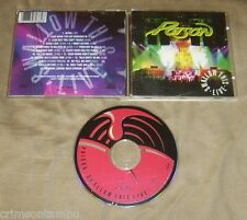 POISON Swallow This Live CD 1991 Original Capitol Look Open Up Flesh Native***