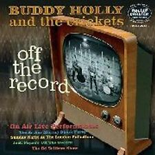 Buddy Hollycd - off The Record on Air Live Performances Bonus Item