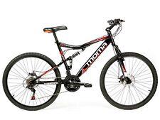 "Bicicleta Montaña Mountainbike MTB BTT 26"" SHIMANO, DOBLE DISCO Y DOBLE SUSP."