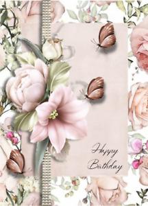 HANDMADE BIRTHDAY GREETING CARD