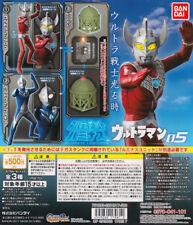 Bandai Ultimate Luminous Ultraman 05 Gashapon Taro Cosmos Gas Tank Set of 3pcs