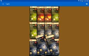 CVS Nicotine Gum 4mg 20 pcs. Pick 2 pkgs. Cool mint or Peppermint.