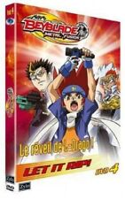 Beyblade volume 4 réveil de L-Drago DVD NEUF SOUS BLISTER