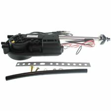 12V Power AM/FM Radio Antenna Mast Replacement Universal Motorized Fully Automat