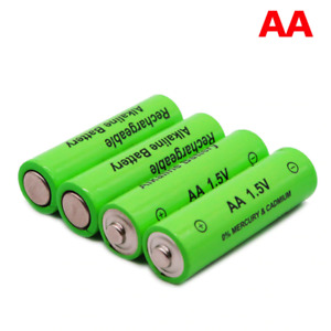 4pcs/lot New Brand AA Battery 1.5V Alkaline AA rechargeable battery NEW A99