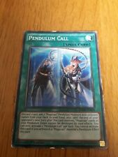 1x Common Pendulum Call SDMP-EN026 1st Edition