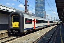 PHOTO  BELGIAN RAILWAY - SNCB/NMBS CLASS AM96 INTER CITY /25K V AC OVERHEAD 3-CA