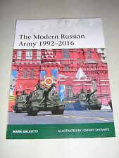 The Modern Russian Army 1992-2016 [217] (New)
