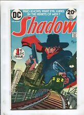 THE SHADOW #1 (8.5) THE DOOM PUZZLE!--KALUTA ART!