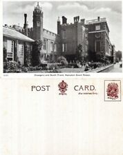 1920's THE ORANGERY & SOUTH FRONT HAMPTON COURT PALACE MIDDLESEX POSTCARD