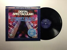 STANLEY BLACK Digital Spectacular London LDP30001 US LP 1979 NM- Audiophile 00G