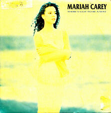 """MARIAH CAREY - THERE'S GOT TO BE A WAY SINGLE 7"""" PROMO SPAIN 1991"""