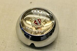 1957 Buick Roadmaster Power Steering Horn Button